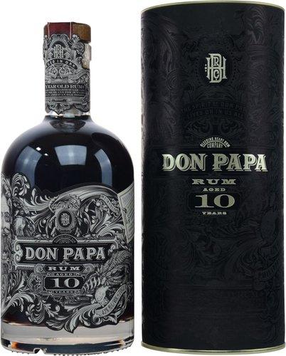 Don Papa Rum 10 Jahre 0,7l 43%