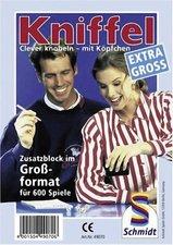 FÜR 600 KNIFFEL-PARTIEN NEU//OVP GROßER KNIFFELBLOCK SCHMIDT 49070