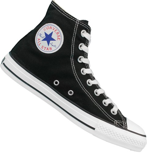 best sneakers d0742 50663 Converse Chuck Taylor All Star Hi - black