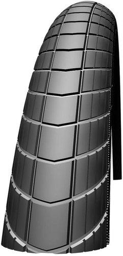 2x Schwalbe Reifen Big Apple 50-507 24 Zoll RGuard Draht Reflex schwarz