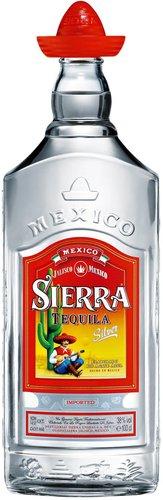 Sierra Tequila Silver 0,7l 38%