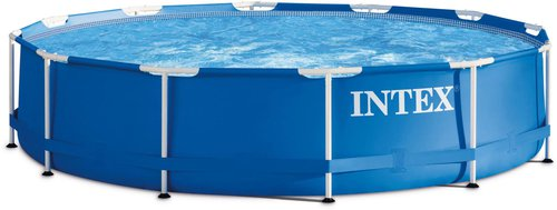 Intex Pools Metal Frame Pool 305 x 76 cm
