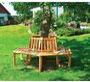 Promex Gartenideen Baumbank 360° (Kiefer) Gartenbänke Vergleich