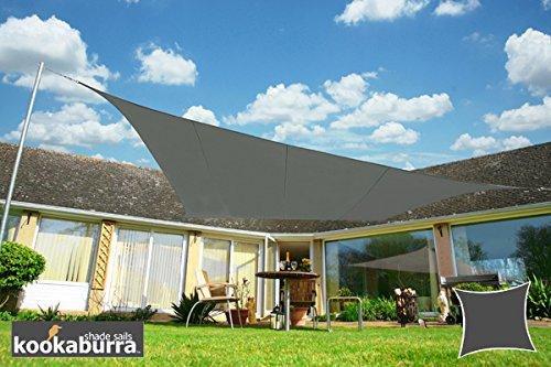 2019 rabatt verkauf wie man bestellt neuer & gebrauchter designer Kookaburra shade sails Sonnensegel 5,4 x 5,4 m Quadrat