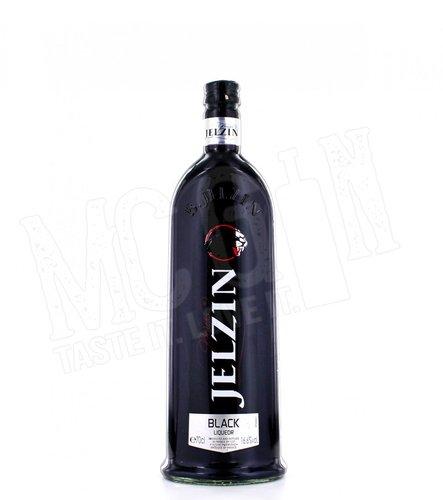 Jelzin Black Liqueur 0,7l 16,6%