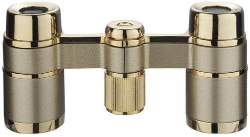 einfache Bedienung handlich perlgold Eschenbach Optik Fernglas la scala 3x18 Theaterglas leicht