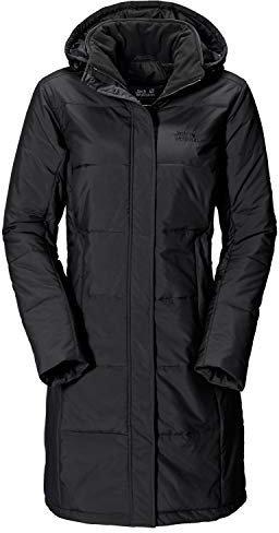 jack wolfskin damen mantel iceguard coat xxl