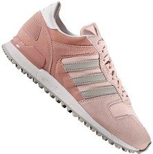adidas originals zx 700 w damen sneaker blau weiß pink