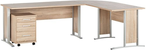 Möbel-Eins Office Line Winkelkombination