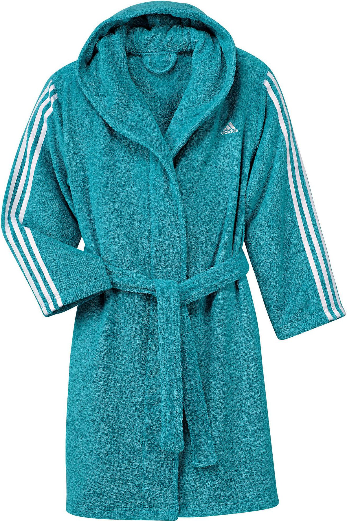Factory Outlets neue Sachen Laufschuhe Adidas 3 Stripes Kinder-Bademantel