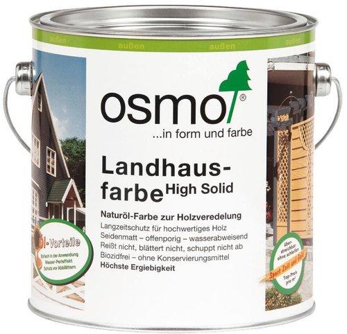 Osmo Landhausfarbe 2,5 l