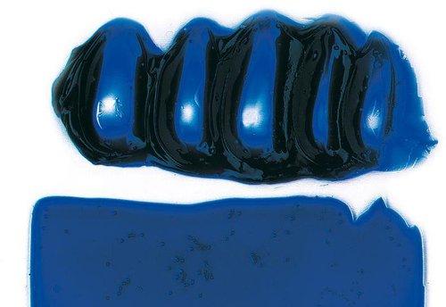 Nerchau Art Gel 100 ml kobaltblau