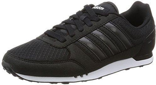 Details zu adidas Damen Sneaker City Racer W Schuhe Schwarz Turnschuhe Freizeit NEU AW4948