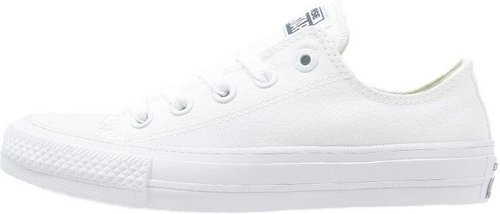 Converse Chuck Taylor All Star Ox II all white