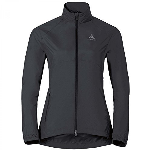 Odlo Scutum Running Jacket Damen black