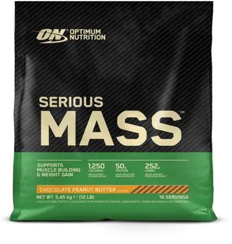 Optimum Nutrition Serious Mass 5455g Schokolade
