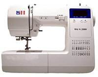 Nähmaschine W6 Wertarbeit N 1235//61 Haushaltsnähmaschine *NEU/&OVP*
