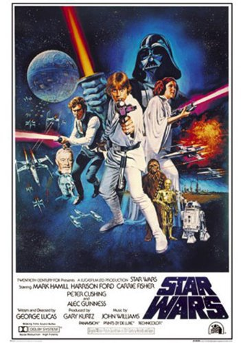 Empire Poster Star Wars -
