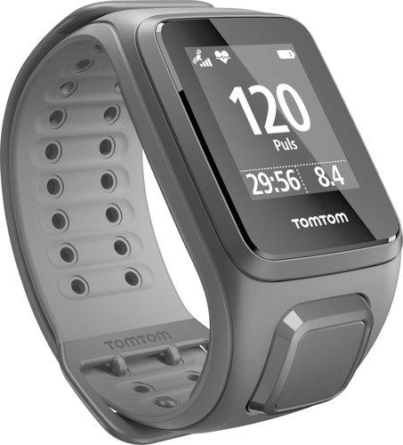 TomTom Runner 2 Cardio + Music - dunkelblau/türlis - breit
