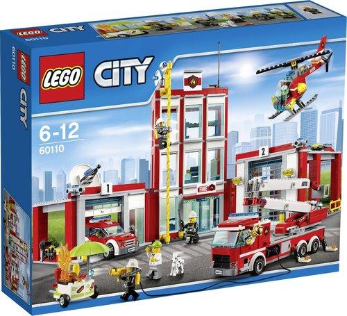 LEGO City Feuerwehrstation (60110)
