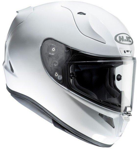 Schwarz//Weiss//Fuchsia S Motorradhelm HJC RPHA 11 SCONA MC8