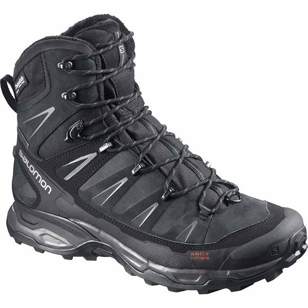 Salomon X Ultra Winter CS WP Men blackblackautobahn