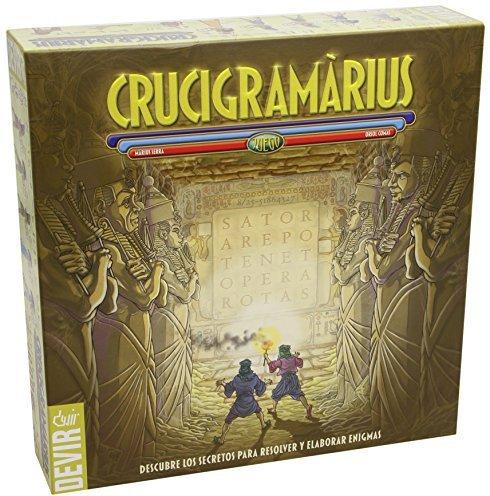 Devir Crucigramàrius (spanisch)