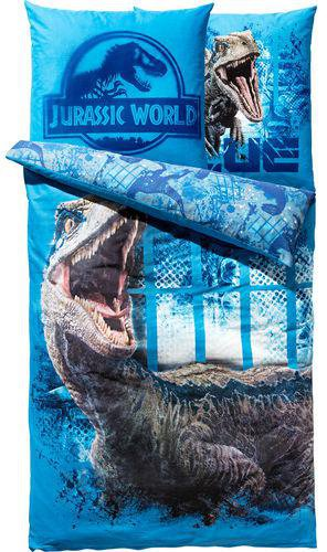 Jurassic World Bettwäsche
