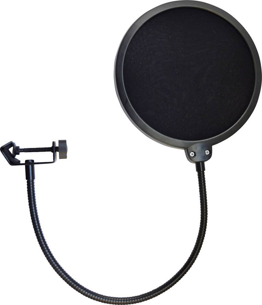 Hautfarbe Popschutz Ø 3mm 5er Set deetech WS-10s Headset Windschutz
