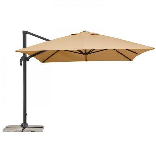Schneider Schirme Rhodos Grande 400 x 300 cm sand