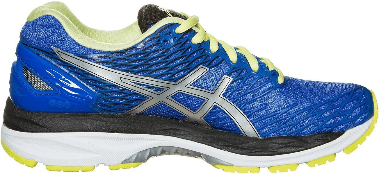 Asics Gel Nimbus 18 W atomic bluesilverblue