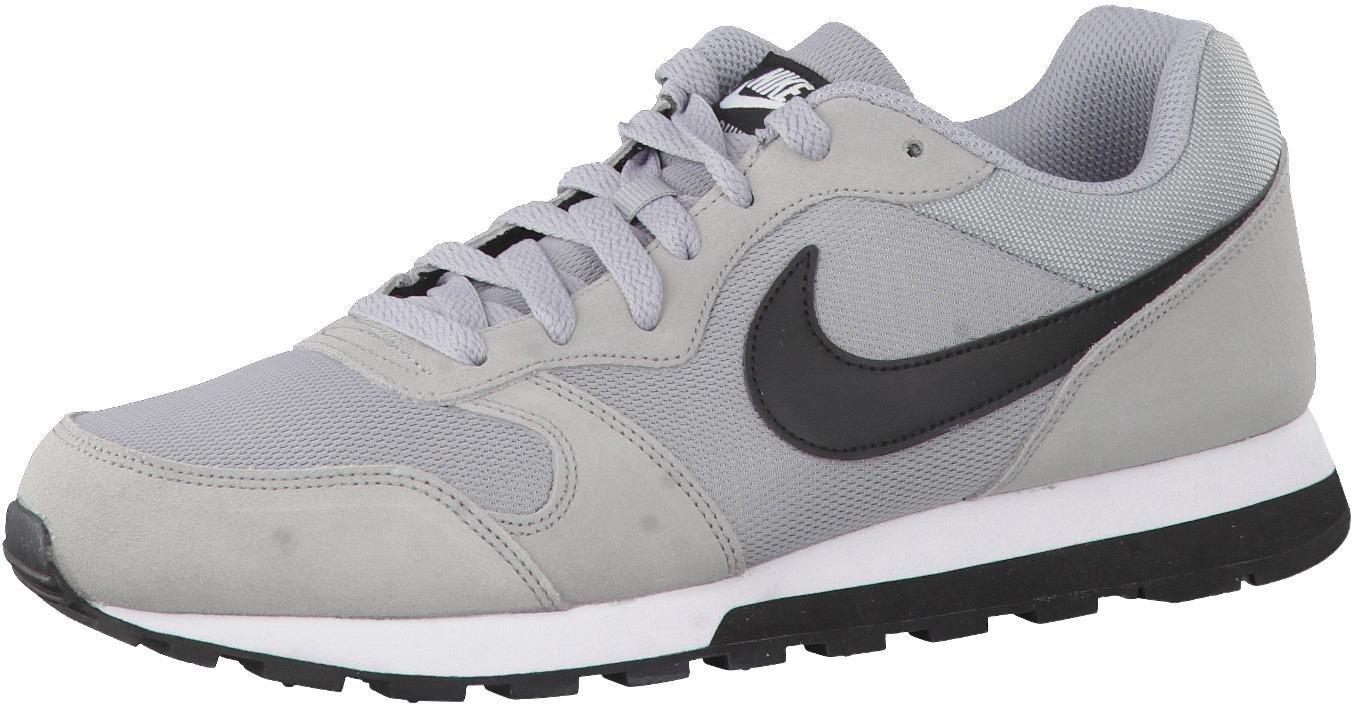Nike MD Runner 2 wolf greyblackwhite