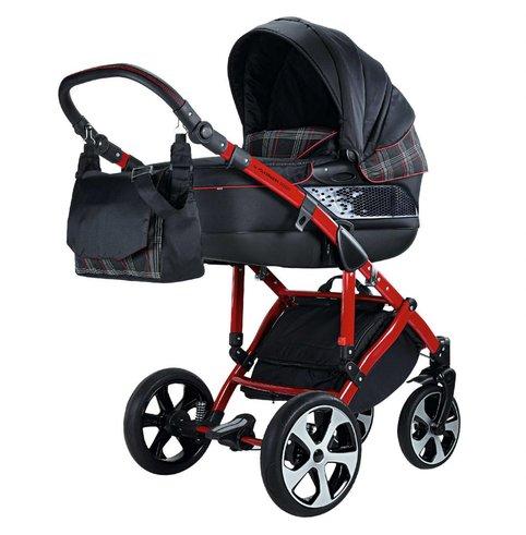 Knorr-Baby Kombi-Kinderwagen VW GTI