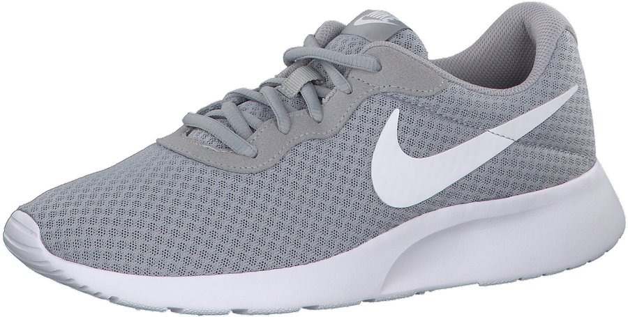 shop best sellers online store 50% price Nike Tanjun wolf grey/white