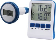 Schwimmbadthermometer Pool Thermometer Tauchthermometer analog