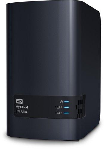 Western Digital My Cloud EX2 Ultra 2-Bay 4TB