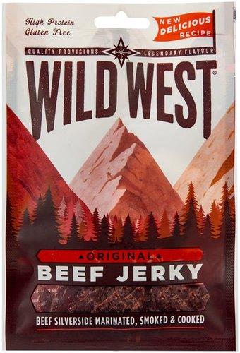 Wild West Foods Beef Jerky Original (25 g)