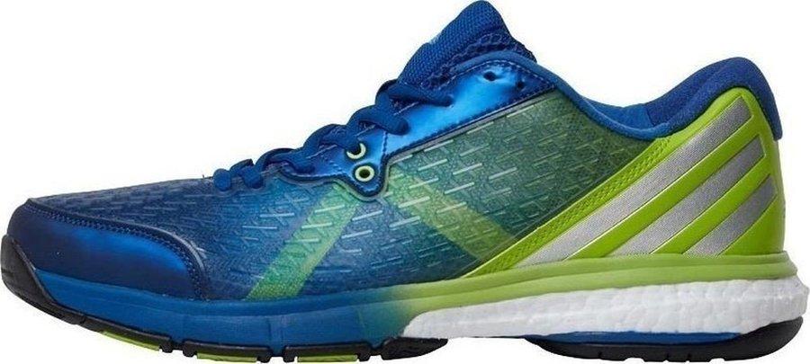 Adidas Energy Volley Boost 2.0 eqt blue/matte silver/semi solar slime