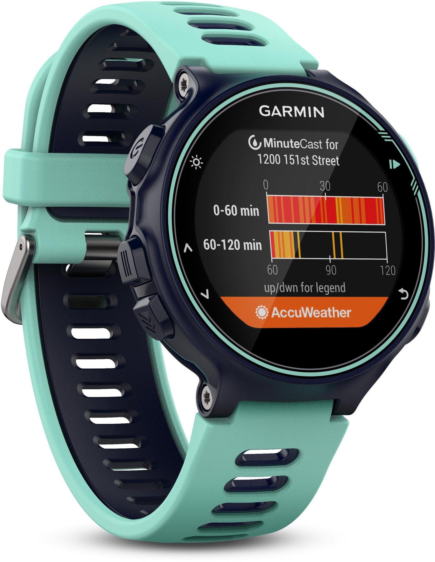 Garmin Forerunner 735XT GPS Running Uhr Smartwatch Fitnesstracker Wasserdicht