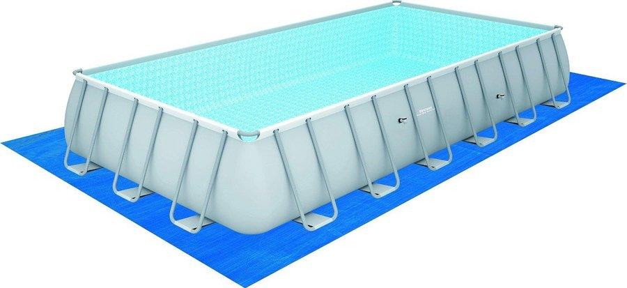 Bestway Frame Pool Power Steel 732 x 132 x 366 cm mit Filterpumpe (56474)