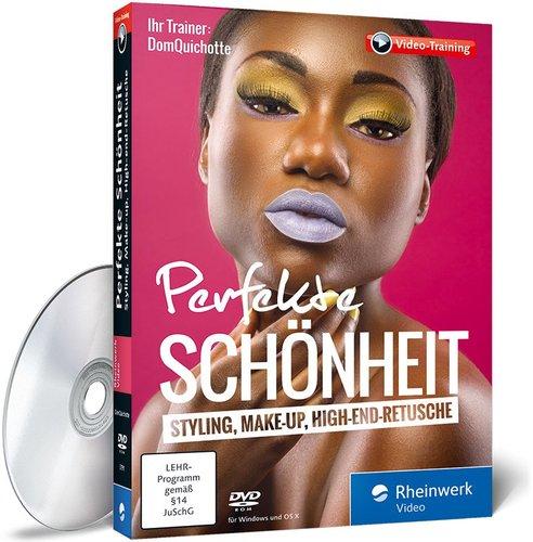Galileo Press Perfekte Schönheit: Styling, Make-up, High-end-Retusche