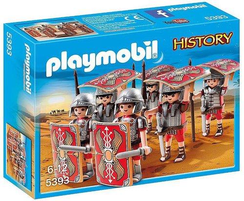 Playmobil History Römer-Angriffstrupp (5393)