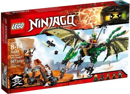 "LEGO® NINJAGO™ 70593 /""Der Grüne Energie-Drache/"" Luftpiraten NEU//OVP NEW MISB"
