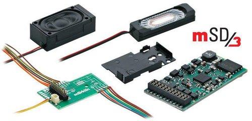 Märklin SoundDecoder mSD3 Dampflok (60975)