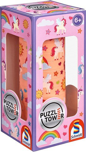 Schmidt Spiele Puzzle Tower - Mädchentraum