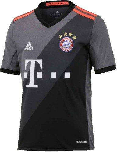 Adidas FC Bayern München Away Trikot Kinder 16/17