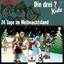 Kosmos Die drei ??? Kids: Adventskalender 24 Tage im Weihnachtsland Adventskalender für Kinder Vergleich