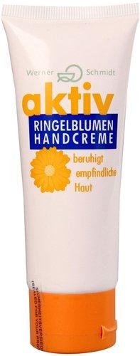 Schmidt Pharma aktiv Ringelblumen Handcreme (75ml)