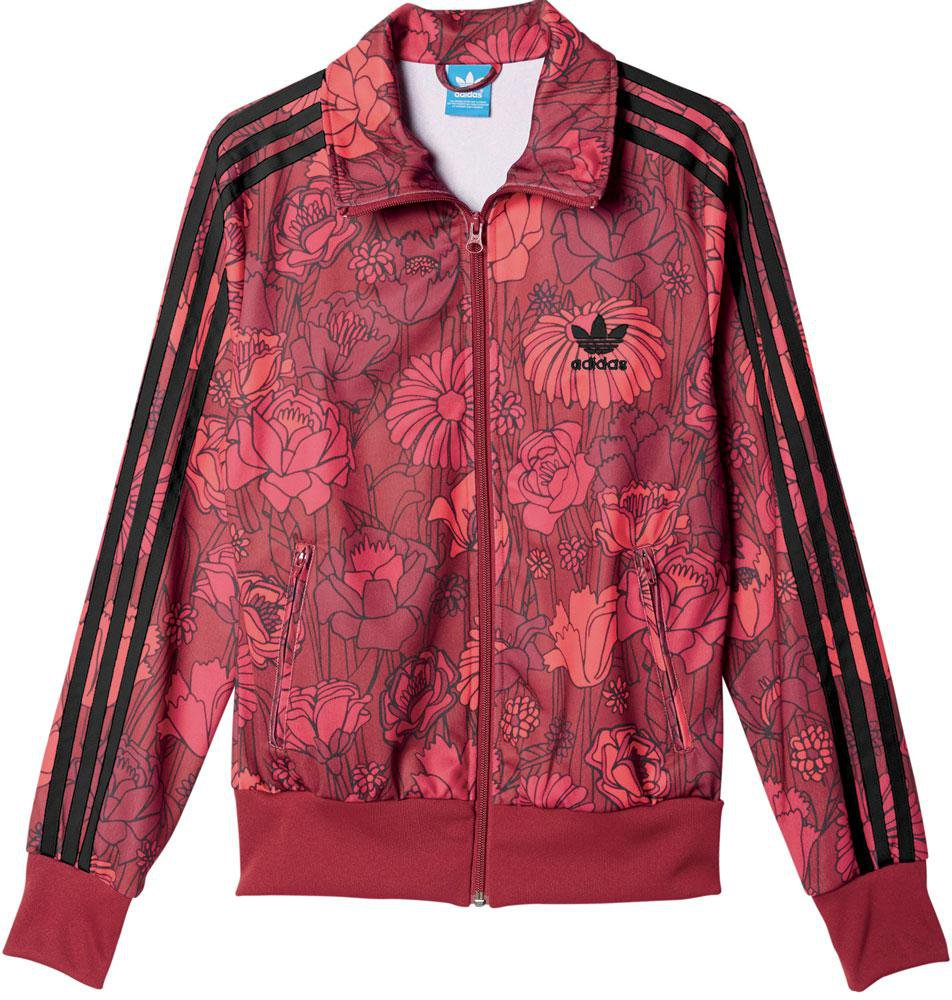 Adidas BB Originals Jacke in Red für Herren