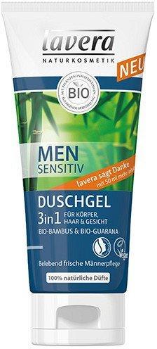 Lavera MEN Sensitiv 3in1 Duschgel (200ml)